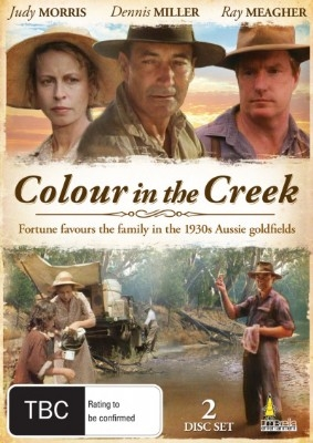 Colour in the Creek - TV Mini Series - DVD