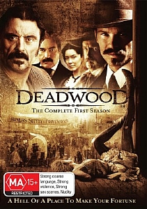 Deadwood - Complete Season 1 - DVD