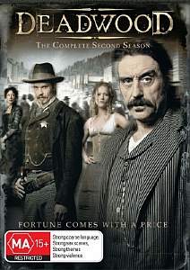 Deadwood - Complete Season 2 - DVD