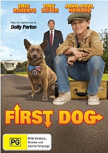 First Dog - Family Dog Movie DVD