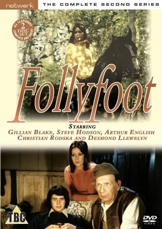 Follyfoot, The Complete Second Series - Region 2 DVD