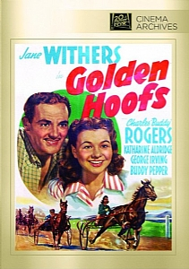 Golden Hoofs - NTSC DVD