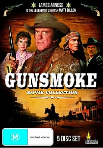 Gunsmoke Movie Collection - DVD