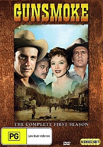 Gunsmoke - Complete Season 1 - DVD