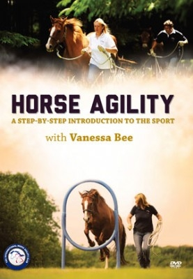 Horse Agility: A Step by Step Introduction to the Sport with Vanessa Bee - DVD
