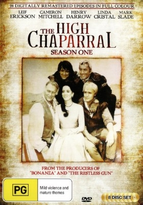 High Chaparral: Complete Season 1 - DVD