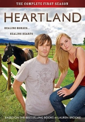 Heartland TV Series - Complete Season 1 - Region 1 (NTSC) DVD