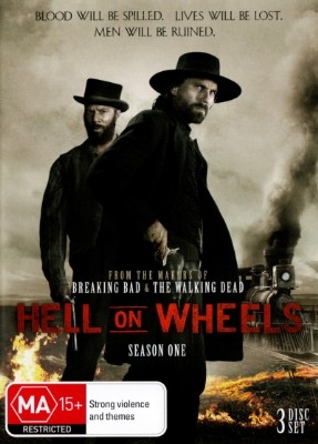 Hell on Wheels Complete Season 1 - DVD