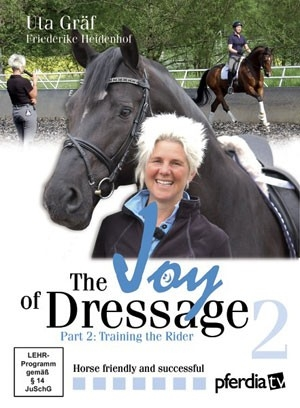 Joy of Dressage with Uta Graf Part 2: Training the Rider - DVD
