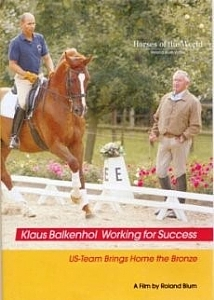 Klaus Balkenhol - Working for Success - DVD