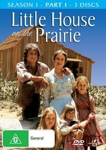 Little House on the Prairie - Season 1, Part 1 - DVDs