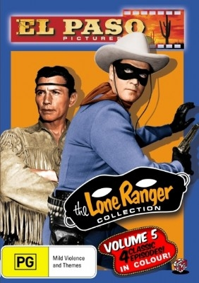 The Lone Ranger (El Paso) Collection Volume 5 - DVD
