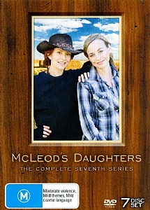 McLeod's Daughters - Complete Seventh Series - DVDs