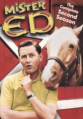 Mister Ed Mr Ed - The Complete Second Season - Region 1 (NTSC) DVDs