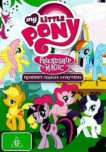 My Little Pony: Friendship is Magic: Friendship Changes Everything (Vol 1 ) - DVD