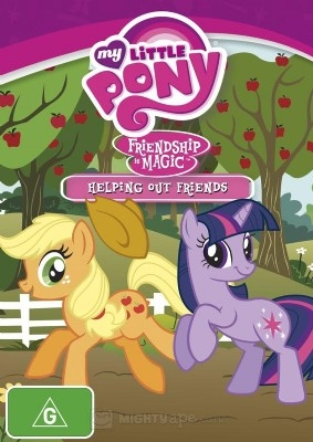 My Little Pony: Friendship is Magic: Helping Out Friends (Season 2, Vol 2) - DVD