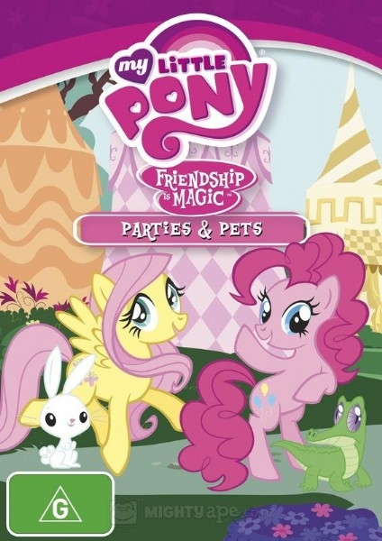 My Little Pony: Friendship is Magic: Parties and Pets (Season 2, Vol 2) - DVD