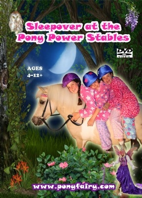 Pony Power Volume 4: Sleepover at the Pony Power Stables - DVD