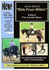 Ride From Within Volume 2: The Lower Body with James Shaw - DVD