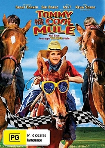 Tommy and the Cool Mule - DVD