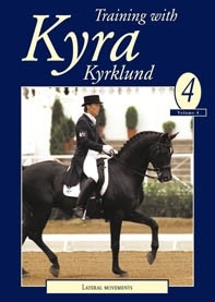 Training With Kyra Vol 4:  The Lateral Movements - DVD