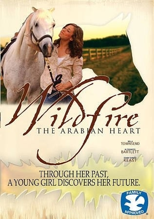 Wildfire: The Arabian Heart - Region 1 (NTSC) DVD