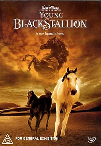 The Young Black Stallion - Region 2 (PAL) DVD