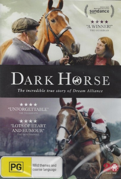 Dark Horse: The Incredible True Story of Dream Alliance - DVD