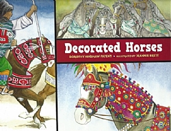 Decorated Horses - HB