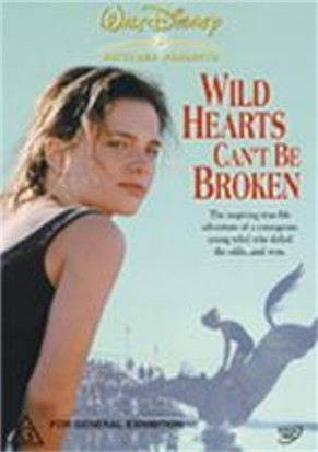 Wild Hearts Can't Be Broken - DVD