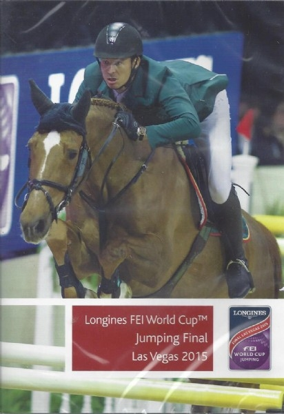 FEI World Cup Jumping Finals 2015 - DVD
