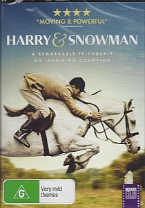 Harry and Snowman - Horse Documentary - DVD