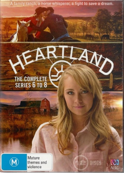 Heartland Complete Series 6 - 8 Box Set - DVD