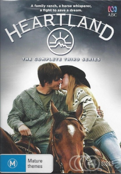 Heartland Complete Season 3 -TV Series - DVD