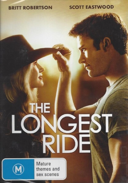 The Longest Ride - DVD