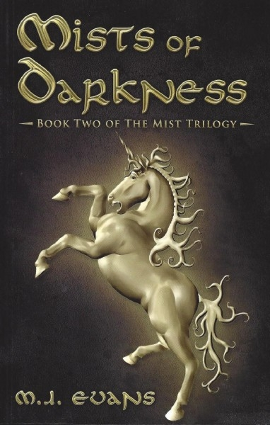 Mists of Darkness: Book Two of the Mist Trilogy