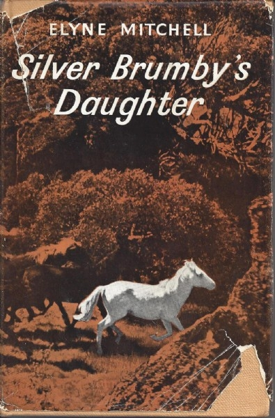 Silver Brumby's Daughter - HB