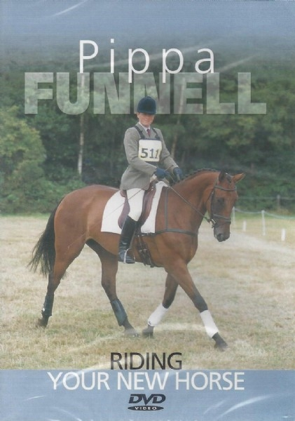 Riding your new horse - Pippa Funnell – DVD