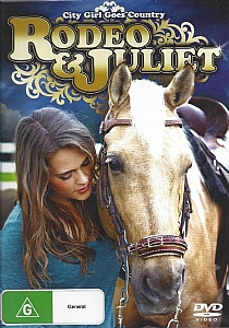 Rodeo and Juliet - Family Horse Movie - DVD