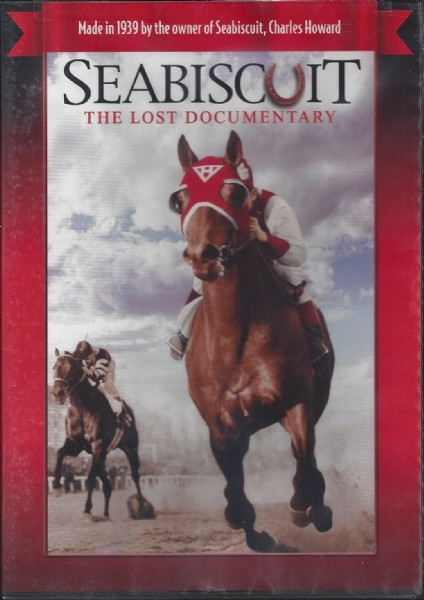 Seabiscuit:  The Lost Documentary - Region 1 DVD