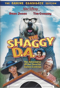 The Shaggy D.A. ( 1976 ) ( Vault Disney Collection ) - Region 1 (NTSC) DVD
