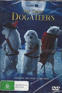 The Three Dogateers - Family Dog Movie - DVD