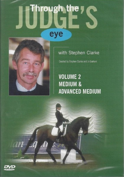 Through the Judge's Eye - Volume Two - Medium and Advanced Medium - DVD