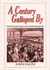 A Century Galloped By - HB