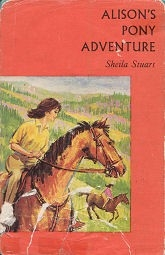 Alison's Pony Adventure - HB