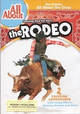 All About the Rodeo, also includes All About the Circus - Region 1 (NTSC) - DVD