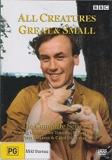 All Creatures Great and Small - Complete Series 3 - DVDs