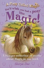 You''ll Wish You Had A Pony Like Magic - Story Collection