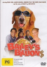 Bailey's Billions - DVD