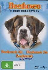 Beethoven's 4th, 5th & Beethoven's Big Break - 3 Disc Collection